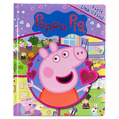 Peppa Pig First Look & Find