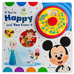 """Disney® """"If You're Happy and You Know It"""""""