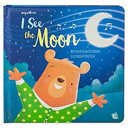 "Sing With Me ""I See The Moon"" Sound Book by Susan Rich Brooke"