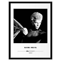 Brian Griffin's Billy Idol 19-Inch x 25-Inch Wall Art