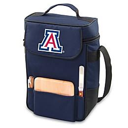 NCAA Collegiate Duet Insulated Cooler Tote - University of Arizona