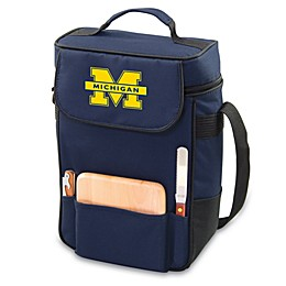 NCAA Collegiate Duet Insulated Cooler Tote - University of Michigan