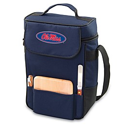NCAA Collegiate Duet Insulated Cooler Tote - University of Mississippi