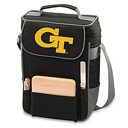NCAA Collegiate Duet Insulated Cooler Tote - Georgia Tech
