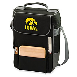 NCAA Collegiate Duet Insulated Cooler Tote - University of Iowa