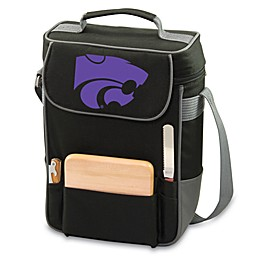 NCAA Collegiate Duet Insulated Cooler Tote - Kansas State University