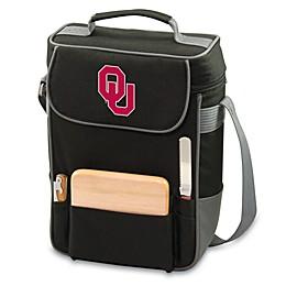 NCAA Collegiate Duet Insulated Cooler Tote - University of Oklahoma