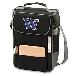 NCAA Collegiate Duet Insulated Cooler Tote - University of Washington