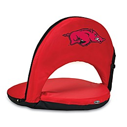NCAA University of Arkansas Collegiate Oniva Seat in Red