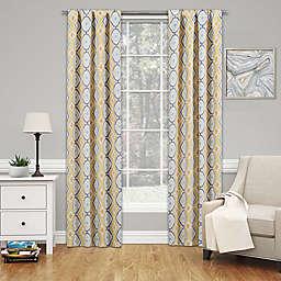 Eclipse Morrow Rod Pocket Room Darkening Window Curtain Panel (Single)