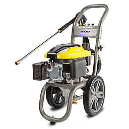 Karcher® G2700 PSI Gas Pressure Washer in Gray/Yellow