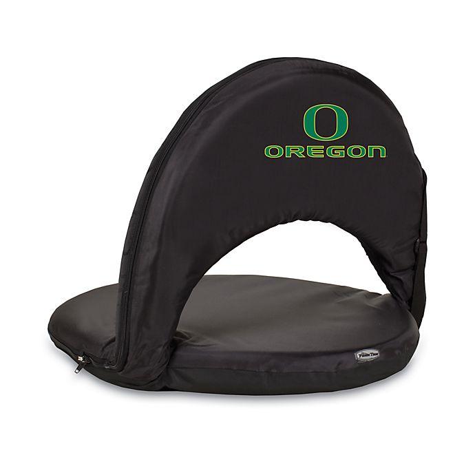 Alternate image 1 for Picnic Time® University of Oregon Collegiate Oniva Seat in Black