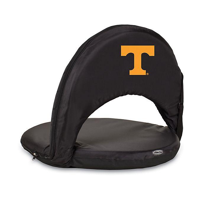 Alternate image 1 for Picnic Time® University of Tennessee Collegiate Oniva Seat in Black