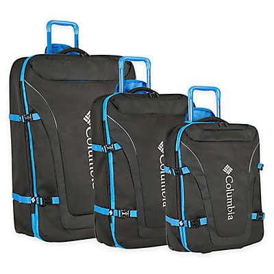 Columbia Free Roam 3-Piece Expandable Rolling Suitcase Set