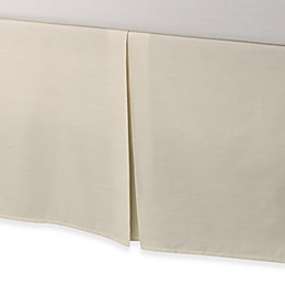 Smoothweave™ 18-Inch Tailored Bed Skirt