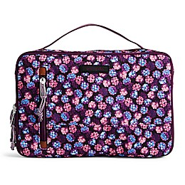 Vera Bradley® Lighten Up Large Brush and Blush Case in Berry Burst
