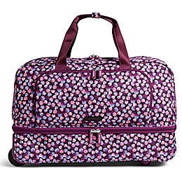 Vera Bradley® Wheeled Carry On in Berry Burst
