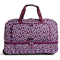 Vera Bradley® Wheeled Carry On in Berry Burst