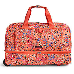 Vera Bradley® Wheeled Carry On in Coral Meadow