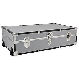 Mercury Luggage Seward Trunk Under Bed Trunk