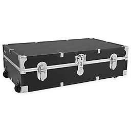 Mercury Luggage Seward Trunk Under Bed Trunk