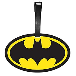 DC Comics™ Batman Logo Luggage Tag