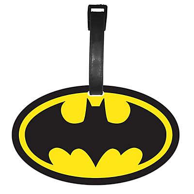 DC Comics™ Batman Logo Luggage Tag