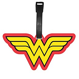 DC Comics Wonder Woman Luggage Tag