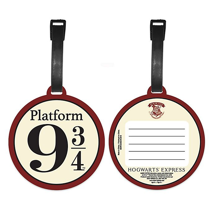Alternate image 1 for Harry Potter™ Hogwarts Express Luggage Tag