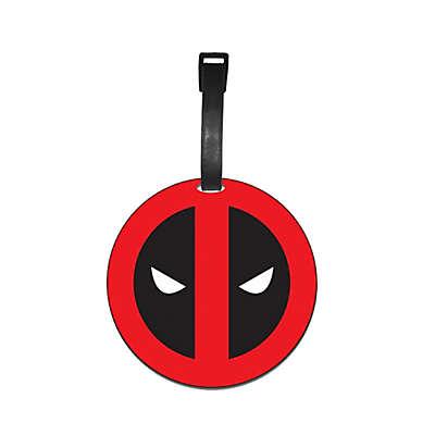 Marvel Deadpool Luggage Tag