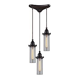 Elk Lighting Fulton 33-Inch Pendant Light