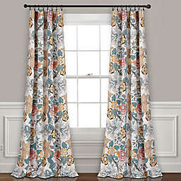 Sydney 2-Pack Rod Pocket Room Darkening Window Curtain Panels
