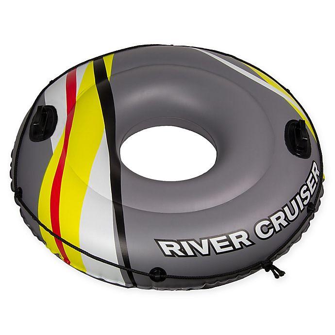 Alternate image 1 for Poolmaster 47-Inch DLX River Cruiser Tube