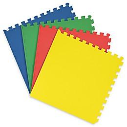 Achim Interlocking Foam Anti-Fatigue Tiles (Set of 4)