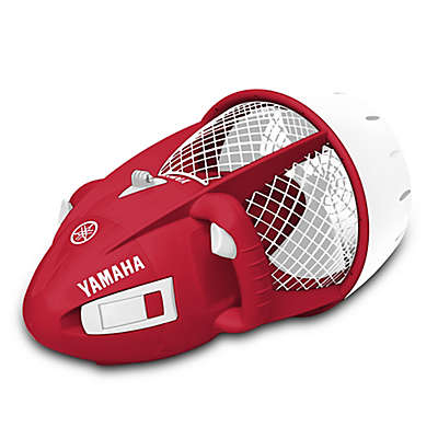 Yamaha® Seascooter in Red/White