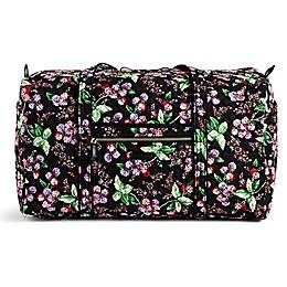Vera Bradley® Iconic Large Duffel Bag in Winterberry