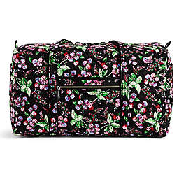 Vera Bradley® Iconic Large Duffel Bag in Winterberry
