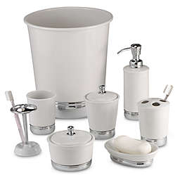 York White Bath Accessory Collection