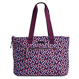 Vera Bradley® Lighten Up Expandable Tote in Berry Burst