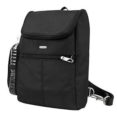 Travelon® Antitheft Classic Convertible Backpack in Black