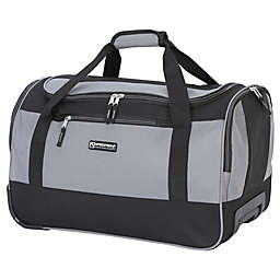 1edc09471d0a Traveler s Club® Rolling Drop-Bottom Duffle Bag