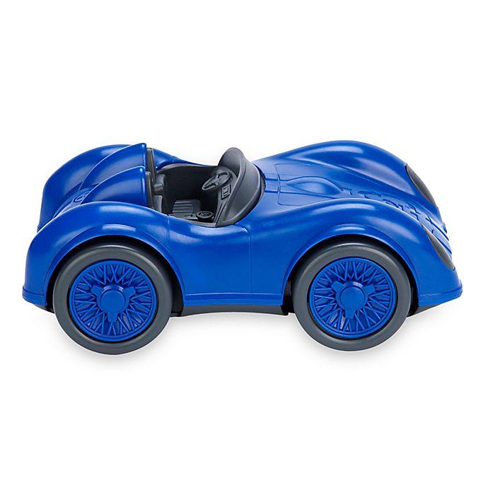 Alternate image 1 for Green Toys™ Race Car in Blue