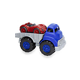 Green Toys™ Flatbed Truck & Race Car