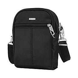 Travelon® Anti-Theft Classic Small Convertible Tour Bag in Black