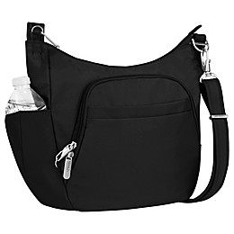Travelon® Anti-Theft Classic Crossbody Bucket Bag