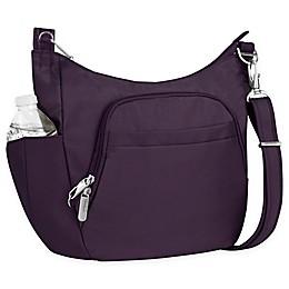 Travelon® Anti-Theft Classic Crossbody Bucket Bag