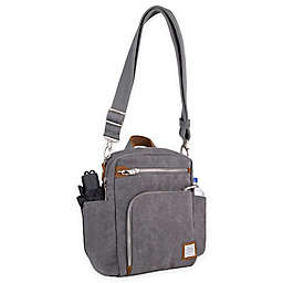 Travelon® Anti-Theft Heritage Tour Bag in Pewter