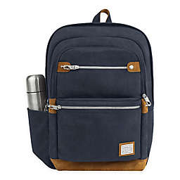 Travelon® Anti-Theft Heritage Backpack in Indigo