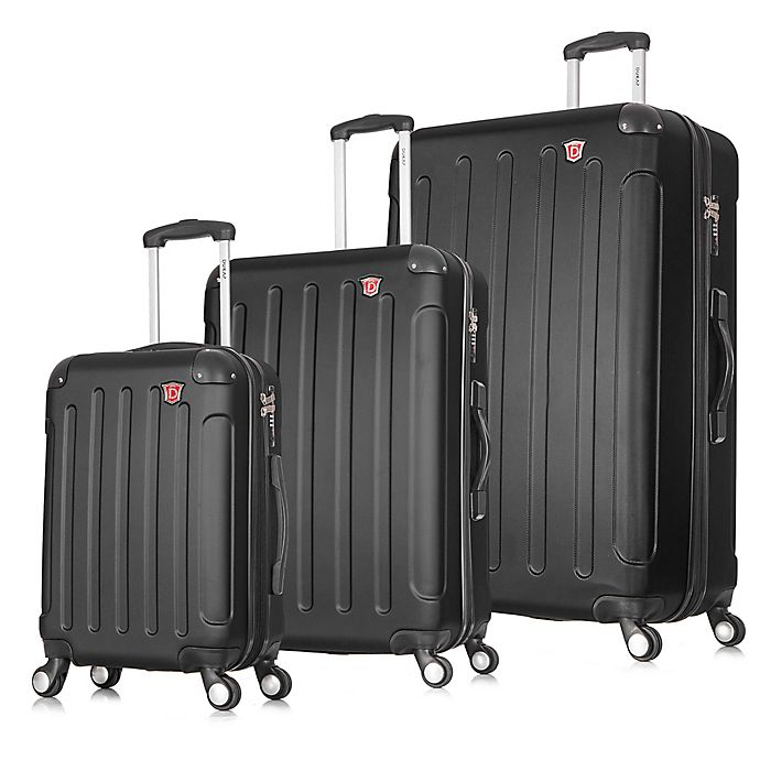 Alternate image 1 for DUKAP® Intely Smart Luggage Collection