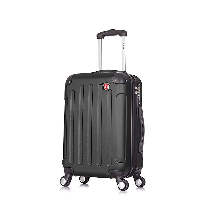 Alternate image 1 for DUKAP® Intely 20-Inch Hardside Spinner Smart Carry On Luggage with USB Port